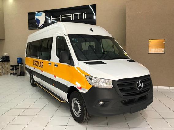 Mercedes Benz Sprinter 416 0km 2020 Escolar 28 Lug