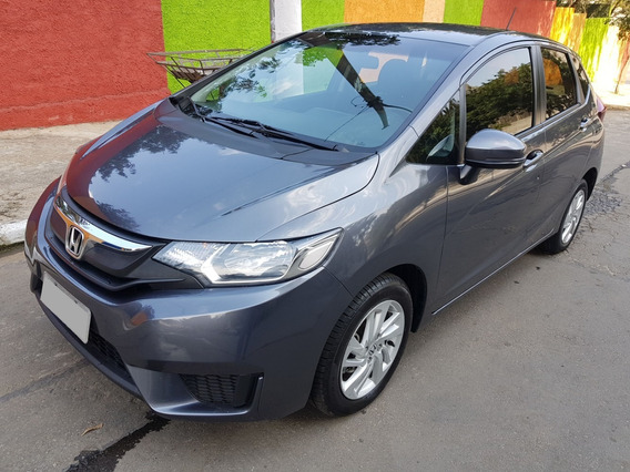 Honda Fit 1.5 Lx 2016 Flex Aut. 5p