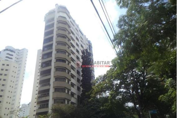 Apartamento Residencial À Venda, Campo Belo, São Paulo. - Ap2652