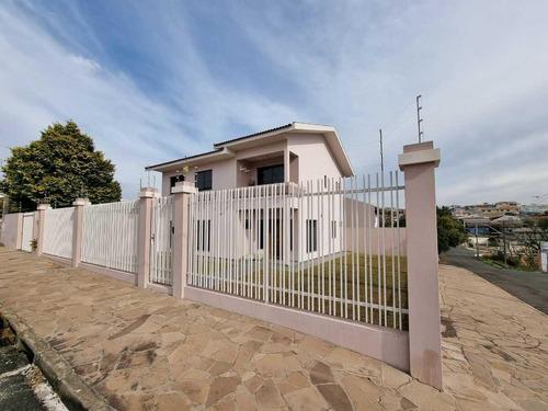 Imagem 1 de 15 de Sobrado Para Venda Em Guarapuava, Bairro Dos Estados, 3 Dormitórios, 1 Suíte, 1 Banheiro - Cs-0096_2-1221717