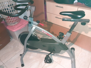 Bicicleta Spinning Tecnofitness