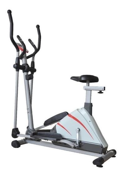 Caminador Eliptico Magnetico H 110kg Randers 3396 Bicicleta