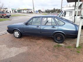 Volkswagen Gol Sedan Dos Puertas 1987