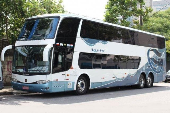 Onibus Marcopolo Paradiso 1800 Dd Scania K 420 6x2 2010/2010
