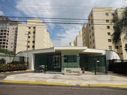 Imagem 1 de 24 de Apartamento À Venda, Ed. Village Cleopath - Centro - Piracicaba/sp - Ap1416