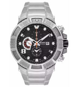 Relógio Orient Masculino Titânio Fundo Preto Mbttc012 P2gx