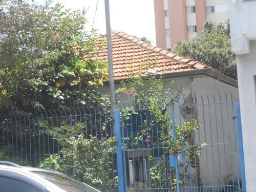 Imagem 1 de 3 de Terreno À Venda, Casa Branca - Santo André/sp - 79290