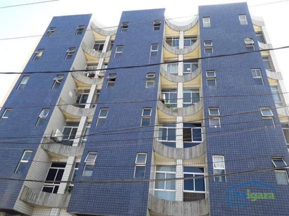 Apartamento Com 1 Dormitório À Venda, 47 M² Por R$ 190.000 - Amaralina - Salvador/ba - Ap1307