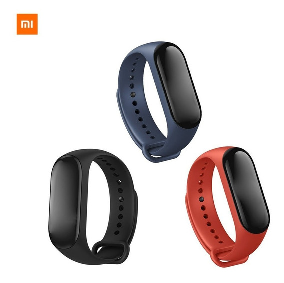 Correa/pulsera Para Reloj Xiaomi Mi Band 3 Y 4, Regulable, A