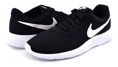 Tenis Nike 812655 011 Black/white Wmns Nike Tanjun 22-27 Da