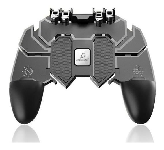 Control Gamepad Celular Ak66 4 Gatillos Pubg Freefire Elegat