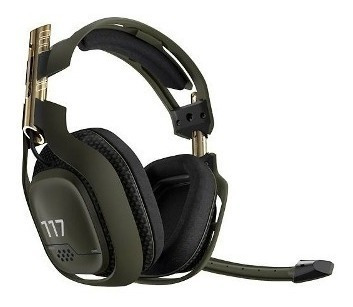 Astro Gaming - A50 De Halo Wireless Dolby 7.1 Surround Sound