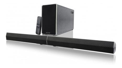 Caixa De Som Sound Bar Bluetooth 150w Rms Multilaser Sp173