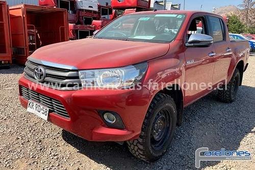 Toyota Hilux 2.8 4x4 Dsl 2018 Krrd58
