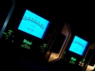Amplificador De Potencia Mcintosh Mc 601
