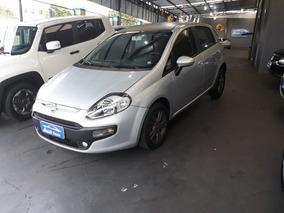 Fiat Punto Attractive 1.4 Prata 2013