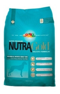 Nutra Gold Salmon 15 Kgs Con Despacho* Tm