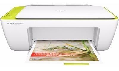 Multifuncional Hp Deskjet Ink Advantage 2136 F5s30a Bivolt