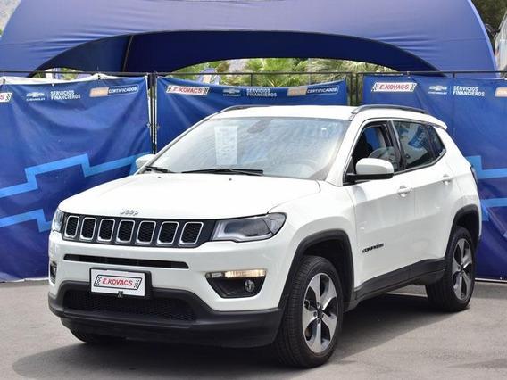 Jeep Compass Longitude 4x4 2.4 Au 2019