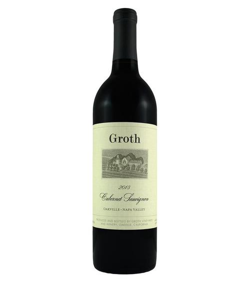 Vino Tinto Groth Cabernet Sauvignon, Napa
