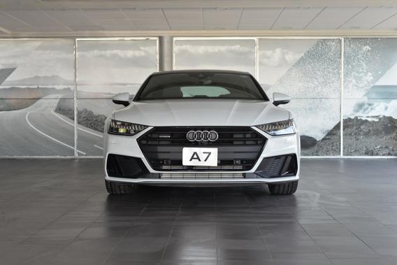 Audi A7 Tfsi Mild Hybrid S Line Quattro 2019 Blanco Int. Neg