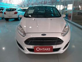 Ford Fiesta 1.6 16v Titanium Flex 5p - Ontake 6709