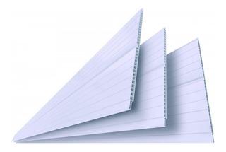 Forro De Pvc Polifort 6m² - Branco Gelo Bf