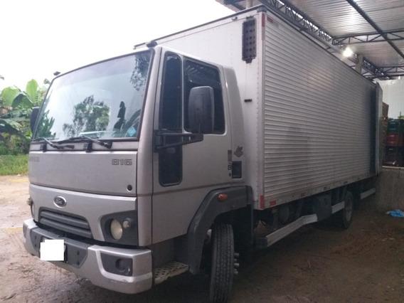 Cargo 816 2017 C/baú De 6,20 M Financio Seu 1° Caminhão