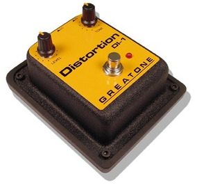 Pedal Efeito Guitarra Distortion