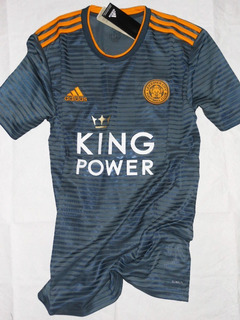 Jersey Leicester City Original, No Chelsea, City, Juve