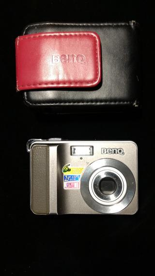 Camara Benq Dc C640 Digital Camera 6 Mp En Estuche Original