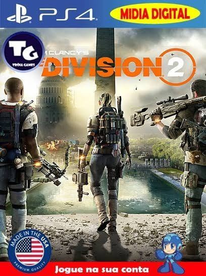 Tom Clancys The Division 2 | Ps4 1 Digital