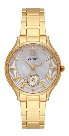 Relógio Orient Feminino Eternal Dourado Fgss1186b3kx