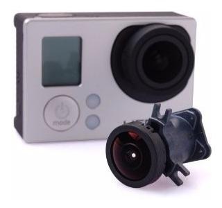 Lentes Para Camera Gopro 2, Gopro 3, Gopro 4