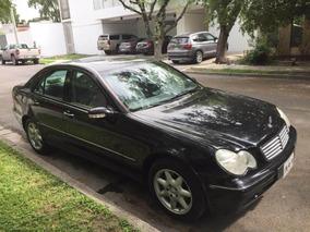 Mercedes-benz Clase C240 4 Cilindros Muy Poco Usado 2001