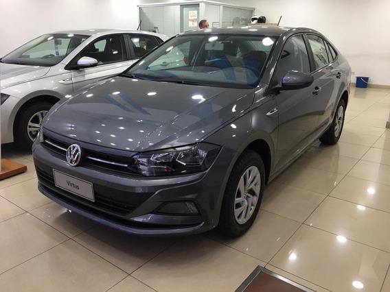0km Volkswagen Virtus 1.6 Msi Trendline Comfortline 2020 22a