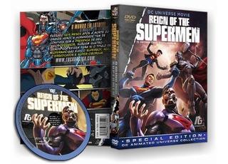 Superman - Reino Do Superman 2019 - Dublado - Dvd