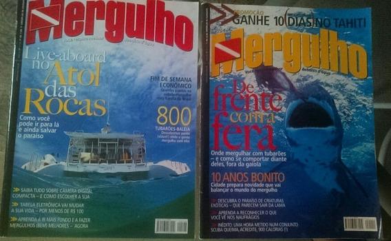 Revista Mergulho Número 108 Atol Das Rocas 111 Frente A Fera