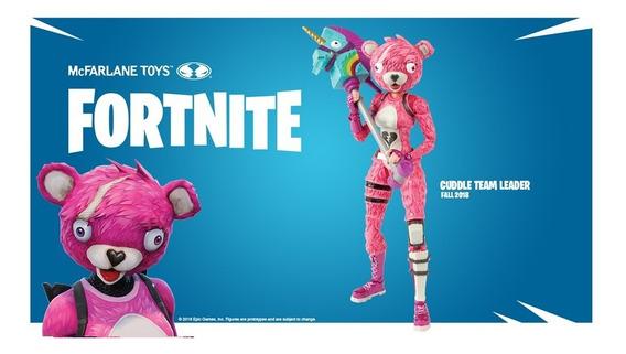 Fortnite Figuras De Ação: Cuddle Team Leader