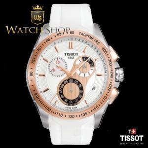 Relógio Tissot Veloci-t T024 - Comprovação De Autenticidade