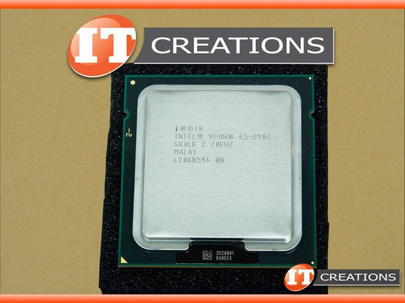Processador Xeon E5-2407 2.20ghz 10m T420 R420 R520 Lga1356