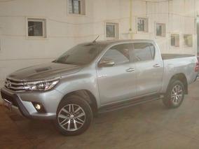 Toyota Hilux 2.8 Srx 4x4 Cd 16v Diesel 4p Aut 2016