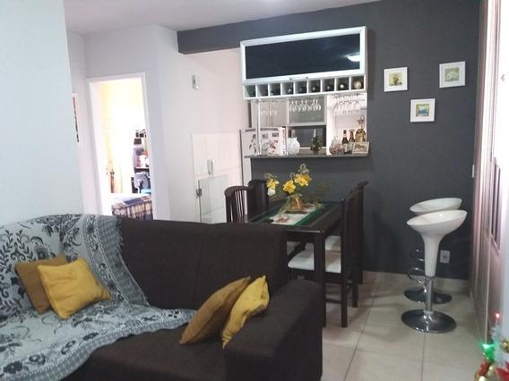 Apartamento Com 2 Quartos Para Comprar No Salgado Filho Em Belo Horizonte/mg - 1877