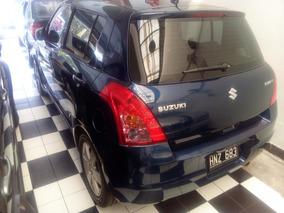 Suzuki Swift 1.5 N Unico 2008 Anticipo 100000 Pesos Y Cuotas