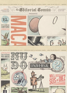 El Macanudo Universal 2 - Liniers