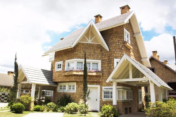 Casa À Venda, 136 M² Por R$ 1.100.000,00 - Lago Negro - Gramado/rs - Ca0064