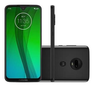 Motorola G7 Dual Sim 64 Gb Branco Envio Imediato
