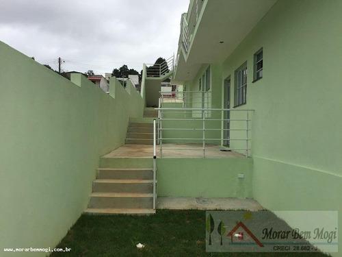 Imagem 1 de 15 de Casa Para Venda Em Mogi Das Cruzes, Vila São Paulo, 2 Dormitórios, 1 Banheiro, 1 Vaga - 3552_1-1558724