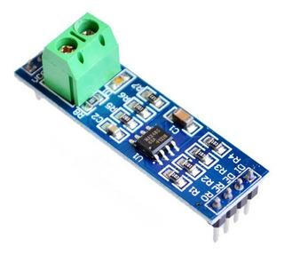 Módulo Conversor De Comunicación Serial Ttl A Rs485 Arduino