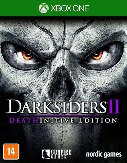 Darksiders 2 Deathinitive Edition Xbox One Lacrado Rj